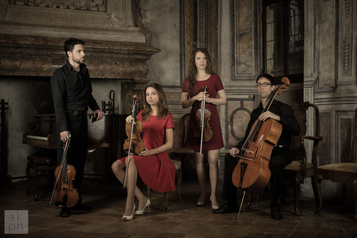 Quartetto Intime Voci